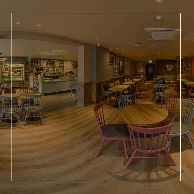 CAFE VIRTUAL TOUR