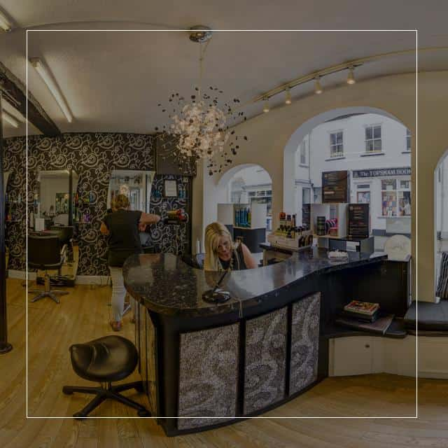 HAIRDRESS VIRTUAL TOUR