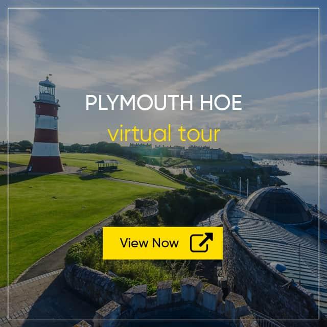 Plymouth Hoe Virtual Tour Facebook Post