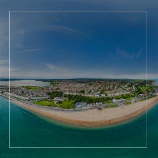 devon drone photography