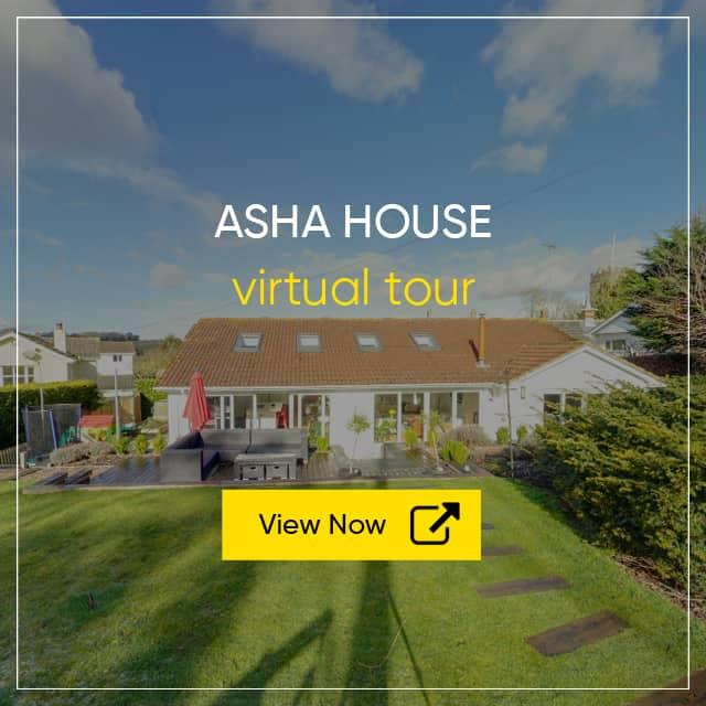 Asha House Real Estate Virtual Tour - Marketing Tool