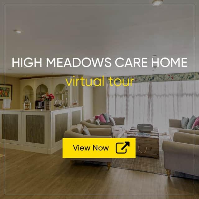 High Meadows Care Home Virtual Tour - Virtual Tours for Care Homes