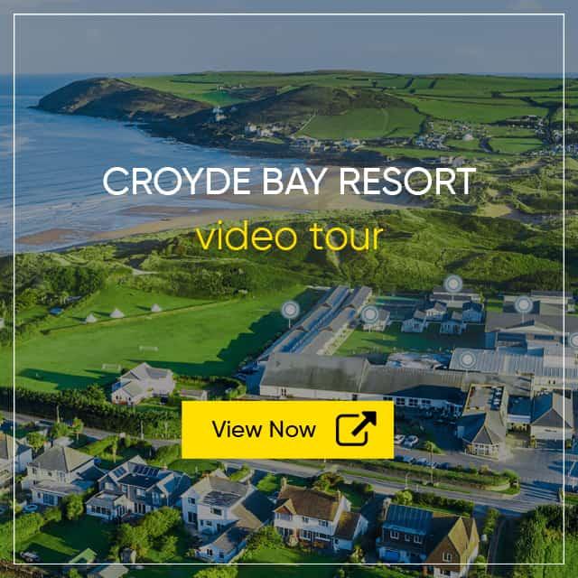 Croyde Bay Resort Video Tour - Tourism Attraction Video Tour