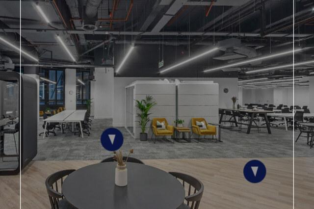 Knotel Workspace Virtual Tour - Architecture Virtual Tour