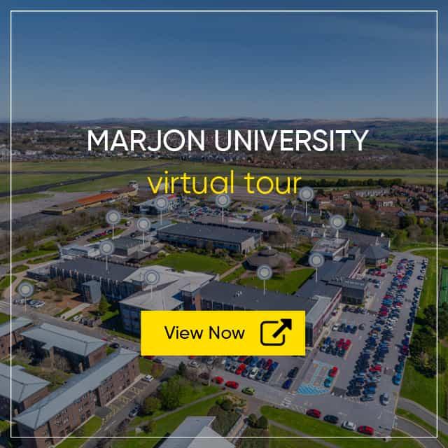 Plymouths Marjon University Virtual Tour - Education Virtual Tours