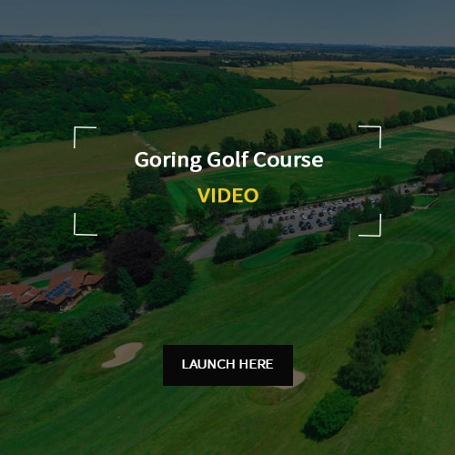 GOLF COURSE DRONE VIDEO