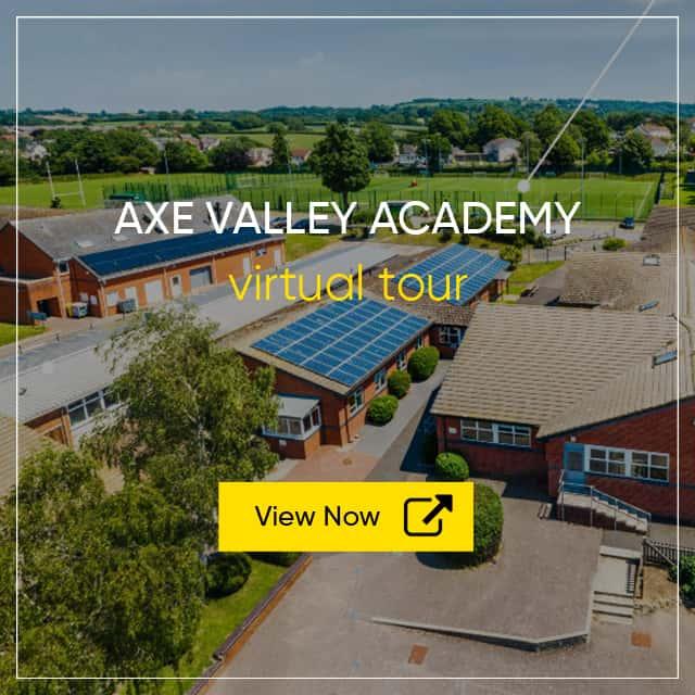 Axe Valley Academy Virtual Tour - School Virtual Tours for Education