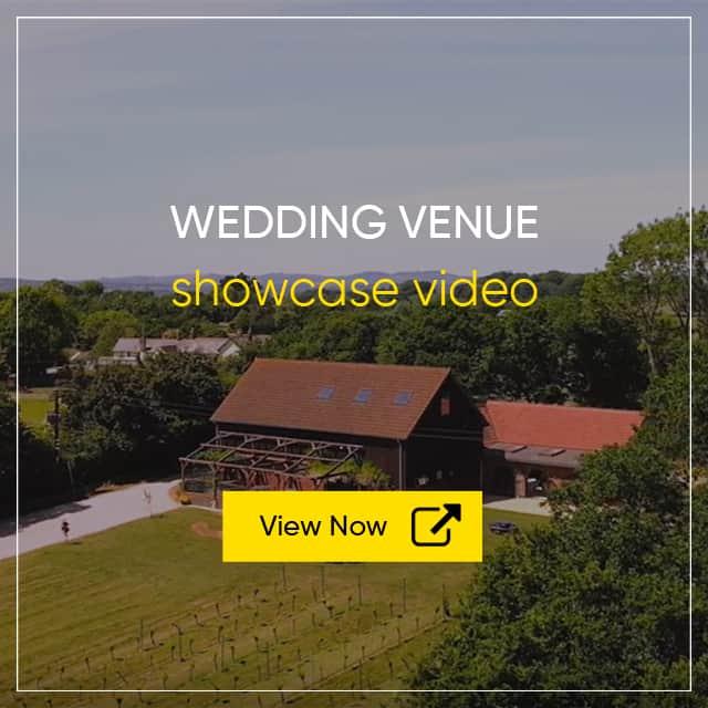 Wedding Venue showcase video tour - Wedding Venue Virtual Tour Video