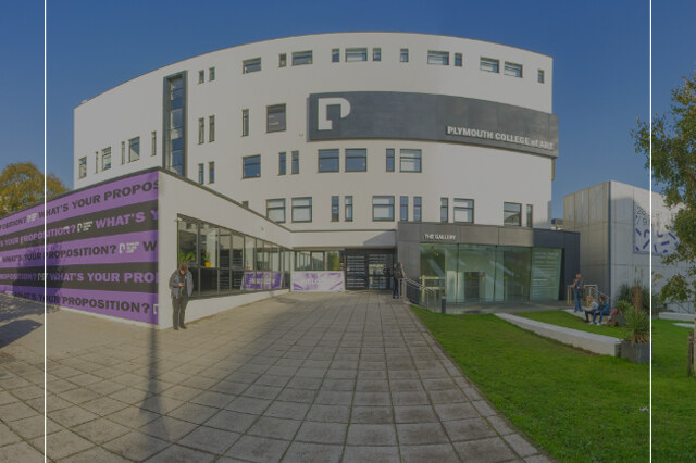 Plymouth College of Arts Virtual Tour - Education and University Virtual Tours